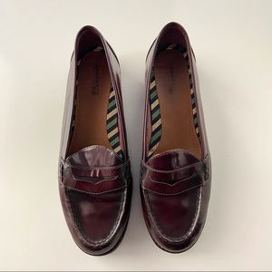 Sperry Windsor Cordovan Penny Loafers